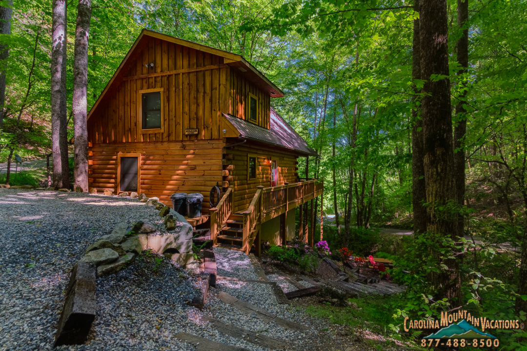 Appalachain escape nc smoky mountain vacation rental cabin Cabin rental smokey mountains
