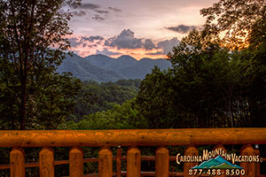 North Carolina Rental Cabins With Scenic Smoky Mountain