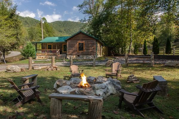 NC Cabin Rentals in Bryson City, Cherokee and Nantahala