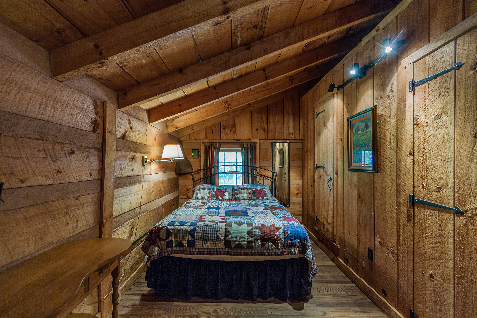 Grandpa S Smoky Mountain Log Cabin Vacation Rental 1 Bedroom