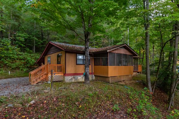 Pet Friendly nc Rental Cabins in the