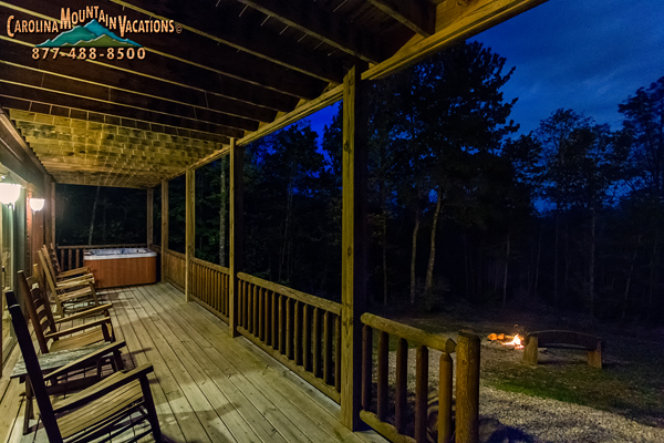 Ridge Runner Hideout Nantahala Nc Vacation Rental Cabin