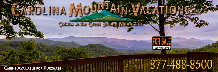 Nc Mountain Cabin Real Estate Sale Of Vacation Rental Cabins