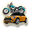 List of Motorcycle Friendly and Mini Cooper Accessible rental cabins